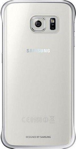 Накладка Samsung Zero Edge для Samsung Galaxy S6 Edge Silver (EF-QG925BSEGRU)