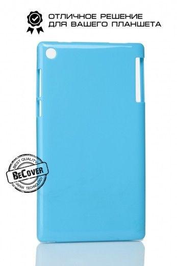 Силиконовый чехол BeCover для Lenovo Tab 2 A7-30 Blue