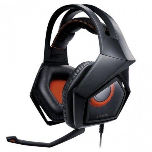 Навушники Asus Strix Pro Black (90YH00B1-M8UA00)