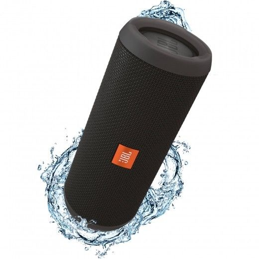 Портативная акустика JBL Flip 3 Black (JBLFLIP3BLK)
