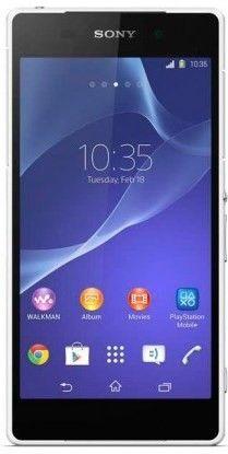 Мобильный телефон Sony Xperia Z2 D6502 White