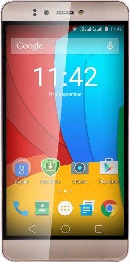 Мобильный телефон Prestigio MultiPhone 3530 Muze D3 (PSP3530DUOGOLD) Gold