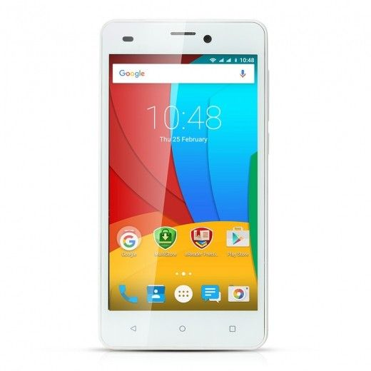 Мобильный телефон Prestigio Wize P3 3508 DUO White
