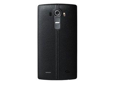 Чехол LG G4SBRCOV.LEABK Black