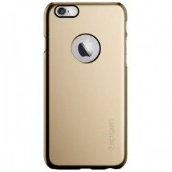 Чехол SGP для iPhone 6 Case Ultra Thin Fit A Champagne Gold (SGP10943)