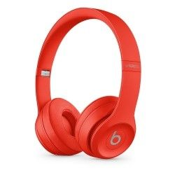 Наушники Beats Solo 3 Wireless Headphones (MP162PA/A) Red
