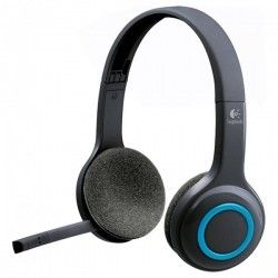 Наушники Logitech Wireless Headset H600 (981-000342)