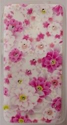 Панель Diamond Silicone iPhone 5 Daisy Glade
