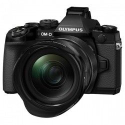 Фотоаппарат Olympus OM-D E-M1 12-40mm ED Kit Black (V207017BE000)