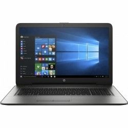 Ноутбук HP Notebook 17-x040ur (Z9C37EA) Silver