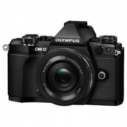 Фотоаппарат Olympus E-M5 Mark II Pancake Zoom 14-42 Kit Black-Black (V207044BE000)