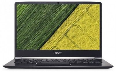 Ноутбук Acer Swift 5 SF514-51-59TF (NX.GLDEU.013) Obsidian Black