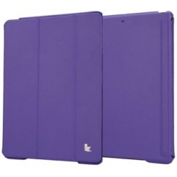 Чехол-книжка для iPad Jison Case Executive Smart Cover for iPad Air/Air 2 Purple (JS-ID5-01H50)
