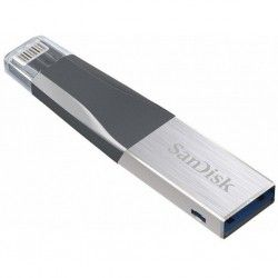 USB флеш накопитель Sandisk iXpand Mini 128 Gb, USB 3.0/Lightning for Apple (SDIX40N-128G-GN6NE)