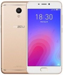 Смартфон Meizu M6 2/16Gb Gold