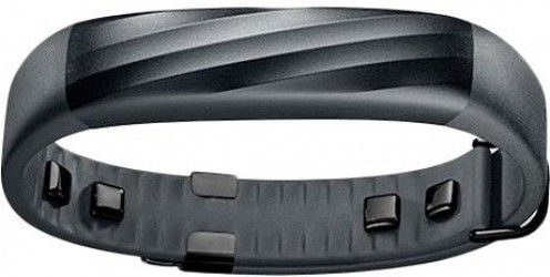 Фитнес-трекер Jawbone UP3 Black (OEM, без коробки)