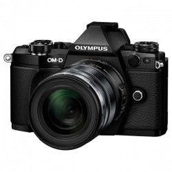 Фотоаппарат Olympus E-M5 Mark II 12-50 Kit Black-Black (V207042BE000)