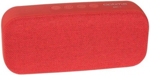 Колонка Bluetooth Speaker Optima MK-1 Infinity Red