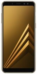Смартфон Samsung Galaxy A8 Plus 2018 Gold (SM-A730FZDDSEK)