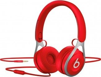 Навушники Beats EP On-Ear Headphones Red (ML9C2ZM/A)