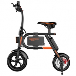 Електровелосипед InMotion E-Bike P1 High Version Black / Gold (IM-EBP1-HVBG)