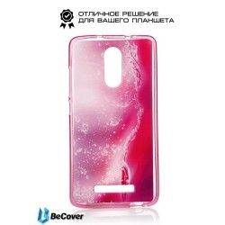 Накладка BeCover для Xiaomi Redmi Note 3 Pink water (701207)