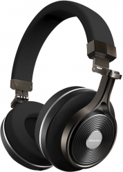 Bluetooth навушники Bluedio T3 Plus Black