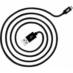 Кабель Just Copper Micro USB Cable 2 м Black (MCR-CPR2-BLCK)