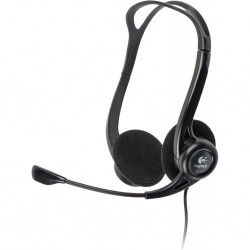 Наушники Logitech PC Headset 960 USB (981-000100)