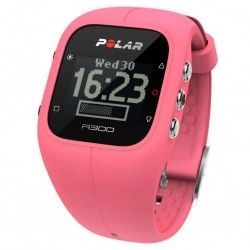 Фитнес-браслет POLAR A300 HR for Android/iOS Pink (90054244)