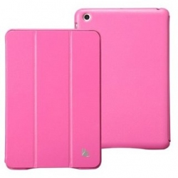 Чехол-книжка для iPad Jison Classic Smart Case for iPad mini Retina 2/3 (JS-IDM-01H33) Rose