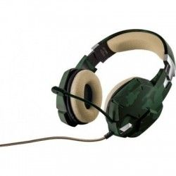 Гарнитура Trust GXT 322C Gaming Headset Green Camouflage (20865)