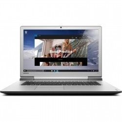 Ноутбук Lenovo IdeaPad 700-17 (80RV0016UA) Black - Silver