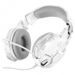Наушники Trust GXT 322W Gaming Headset White Camouflage (20864)