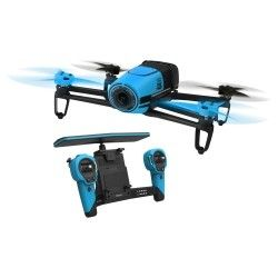 Квадрокоптер Parrot Bebop Blue with Skycontroller
