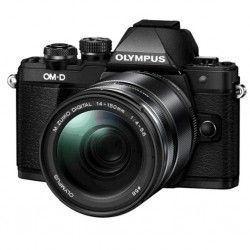 Фотоаппарат Olympus OM-D E-M10 Mark II 14-150 II Kit Black/Black (V207054BE000)