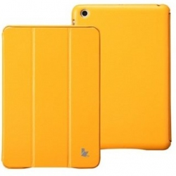 Чехол-книжка для iPad Jison Case Executive Smart Cover for iPad Air/Air 2 Yellow (JS-ID5-01H80)