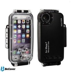Подводный бокс BeCover 40M Diving Waterproof для Apple iPhone 7 Plus (BC_701400) Black