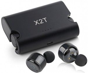 Навушники Bluetooth Headphones TWS X2T Black