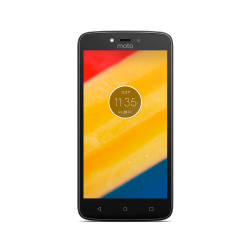 Смартфон Motorola Moto C Plus (XT1723) Starry Black (PA800125UA)