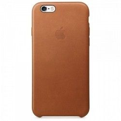 Чехол для Apple iPhone 6s Leather Case Saddle Brown (MKXT2ZM/A)