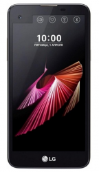 Мобильный телефон LG K500ds (X View) Black (LGK500ds.ACISBK)
