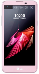 Мобильный телефон LG K500ds (X View) Pink Gold(LGK500ds.ACISPG)