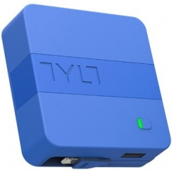 Портативная батарея Tylt Energi 6K+ Smart Travel Charger + PowerBank 6000mAh with Lightning cable Blue (IP5NRG6TCBL-EUK)