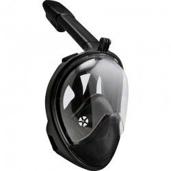 Маска JUST Breath Pro Diving Mask L/XL Black (JBRP-LXL-BK)