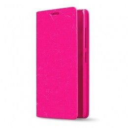 Чехол-книжка Book Cover Original Samsung J110 (J1 Ace) Pink