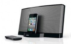 Мультимедийная док-станция Bose SoundDock Series II digital music system black