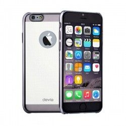 Чехол Devia iPhone 6 Star Gun Black