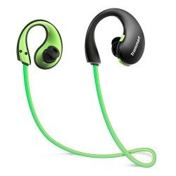 Bluetooth навушники Tronsmart Encore Gleam Bluetooth Sports Earphone Green