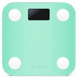 Весы напольные YUNMAI Mini Smart Scale Green (M1501-GN)